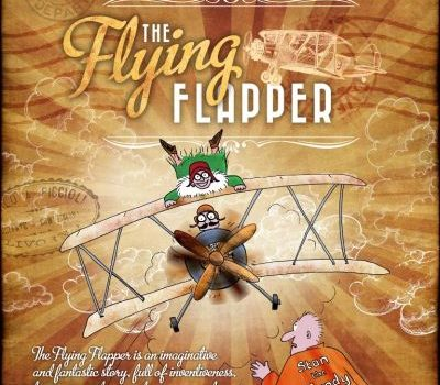 The Flying Flapper Poster Children and Family Indoor Touring Theatre Show