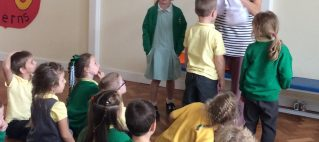 Kirsty Mead School childrens Storytelling