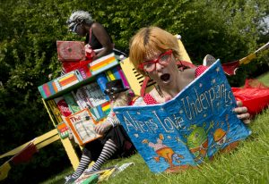 Bookworms Street theatre